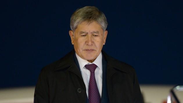 В родственника Атамбаева нашли списки расходов на массовые беспорядки
