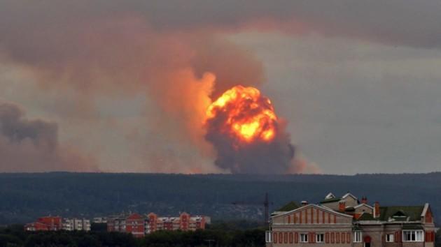 """Автор """"Чернобыля"""" прокомментировал взрыв на ракетных испытаниях в России"""