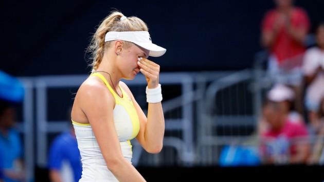 19-летняя украинка не смогла выйти в четвертьфинал турнира с призовым фондом 2,8 миллиона