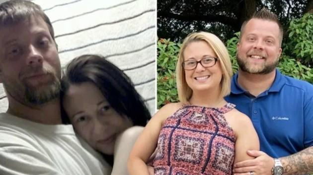 Супруги показали впечатляющие фото «до» и «после» наркозависимости