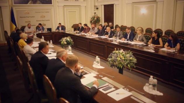 Депутаты утвердили план действий к первому заседанию Рады