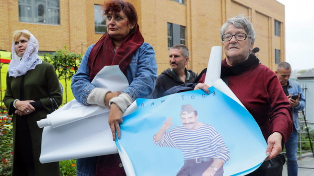 Вилли Токарева похоронили в Москве: фото