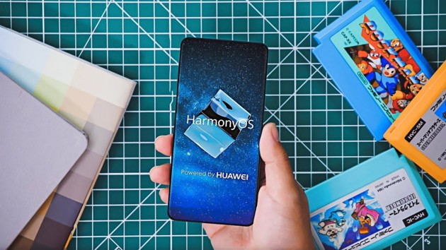 """""""Смерть"""" Android: Huawei представила свою операционную систему"""