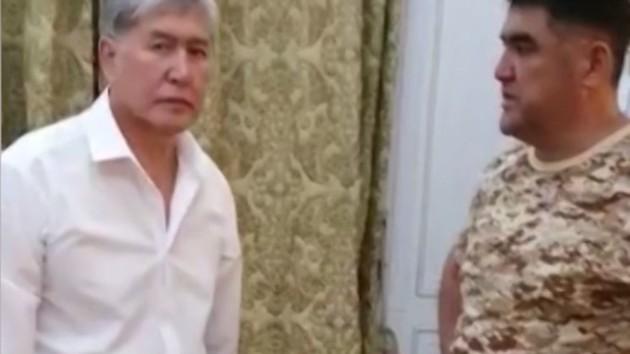 Экс-президента Кыргызстана Атамбаева обвинили в подготовке госпереворота