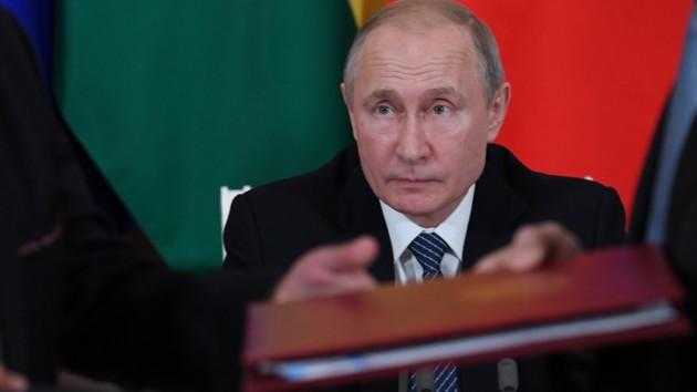 В Кремле назвали условие встречи «Нормандской четверки»