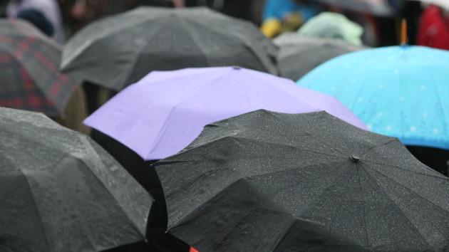 Дожди и грозы накроют часть Украины: озвучен прогноз