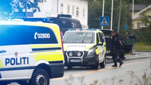В мечети в Осло произошла стрельба