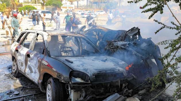 Теракт в Ливии унес жизни трех сотрудников ООН