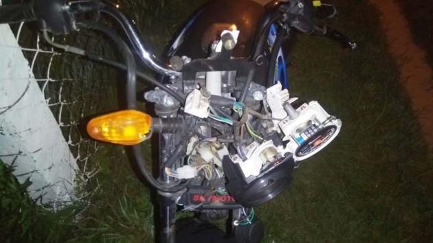 В Ровенской области в ДТП с мотоциклами пострадали четыре человека