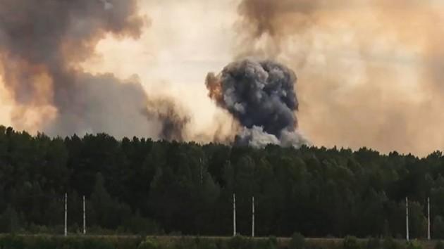 Взрывы на военном полигоне под Архангельском: стали известны имена пяти погибших