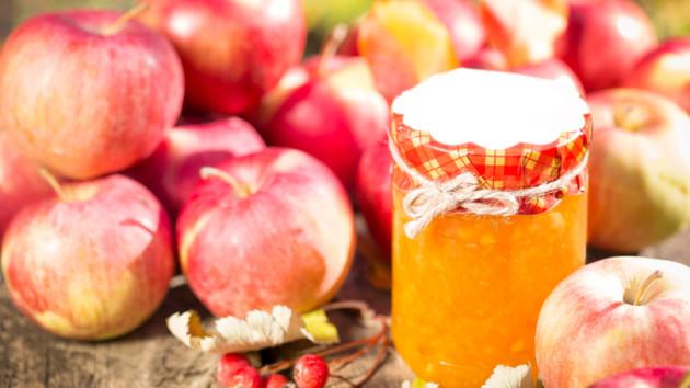 Заготовки из яблок: ТОП-5 простых рецептов