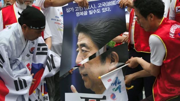 Южная Корея вводит торговые ограничения в отношении Японии: подробности