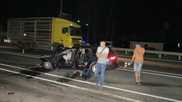 Смертельное ДТП с маршруткой под Киевом: новые детали и фото с места трагедии (18+)