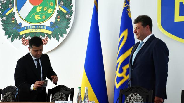 """""""Не ставьте нам условия"""": Зеленский поспорил с активистами из-за назначений"""