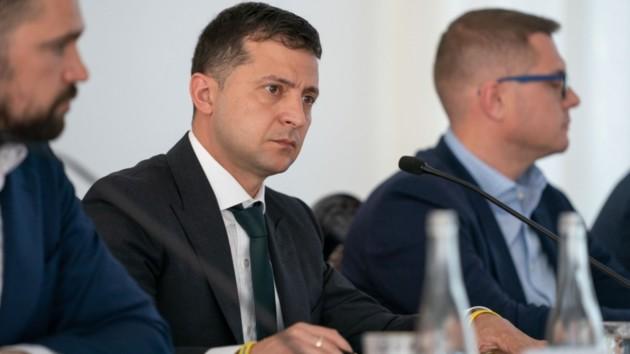 Зеленский устроил «разнос» руководству СБУ и прокуратуры Житомирской области