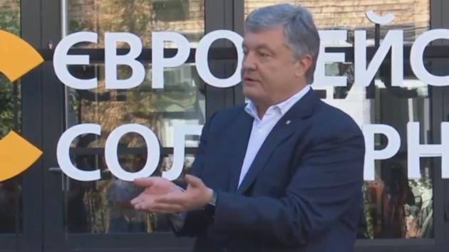 Суд разрешил допрос Порошенко в ГБР с применением полиграфа