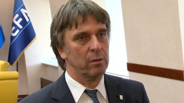 Президент УПЛ хочет познакомиться с Зеленским