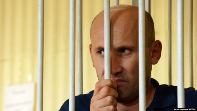 """Фигуранта """"дела Хизб ут-Тахрир"""" этапируют из российского СИЗО в колонию"""