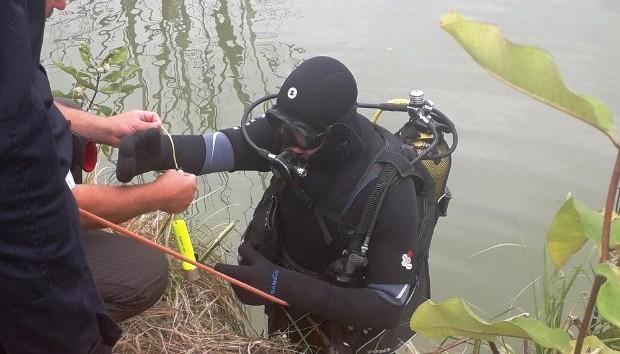 В Киевской области в пруду утонул мужчина