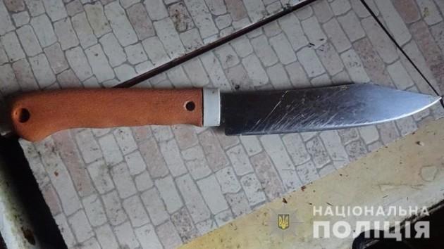 В Киеве хозяин квартиры ударил ножом арендатора его жилья