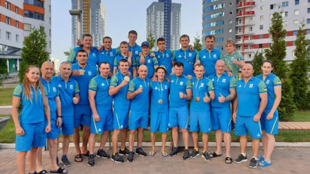 Лидеры сборной Украины по боксу не поедут на чемпионат мира в Россию