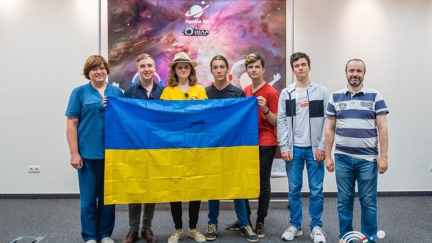 Украинские школьники завоевали 9 медалей на международных олимпиадах