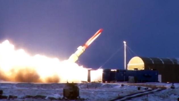 Разведка США узнала о неудачных испытаниях новейших ракет в России