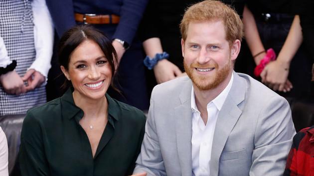 Меган Маркл и принц Гарри получат новые титулы