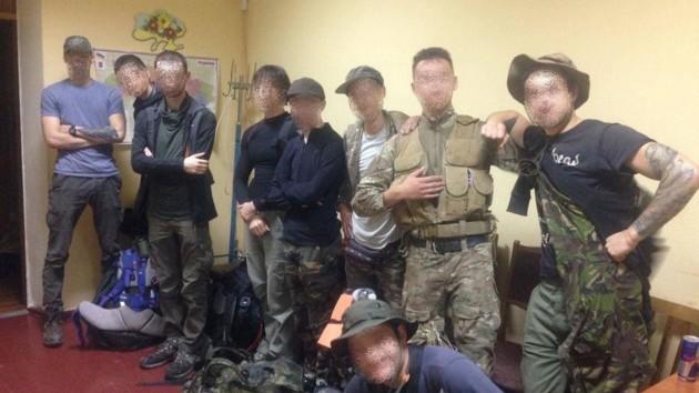 «Большой улов»: в Чернобыльской зоне за день поймали 17 нелегальных туристов