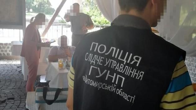 Прятал деньги в трусах: «пикантные» детали задержания активиста в Житомире