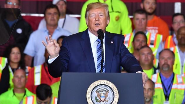 США могут выйти из Всемирной торговой организации — Трамп