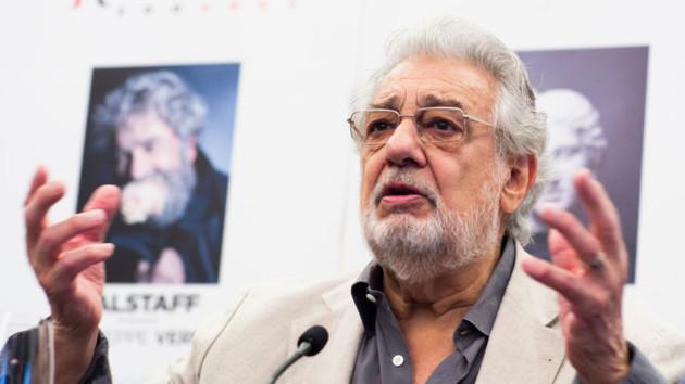 Пласидо Доминго впервые прокомментировал секс-скандал вокруг его персоны