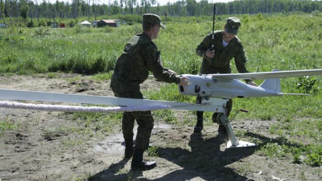 Россия перекинула в оккупированный Крым эскадрилью беспилотников