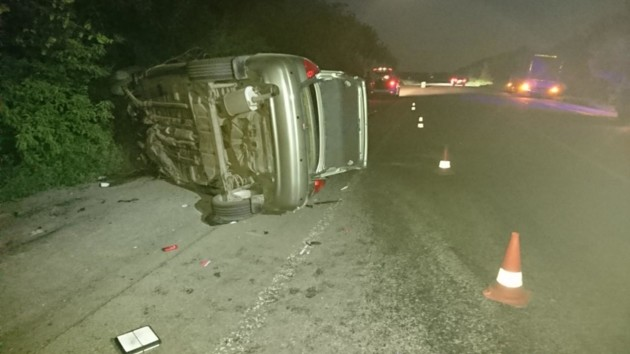 Лобовое ДТП в Харьковской области: один водитель погиб, второй оказался в больнице