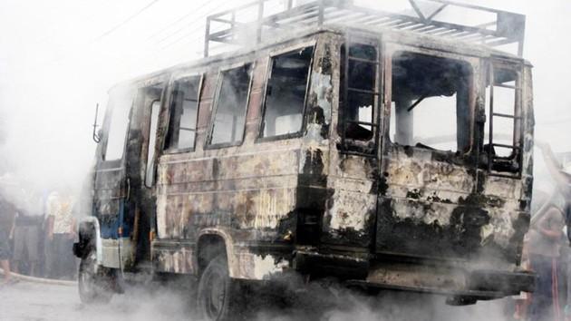 Гибель 52 человек в автобусе в Казахстане: суд вынес приговор