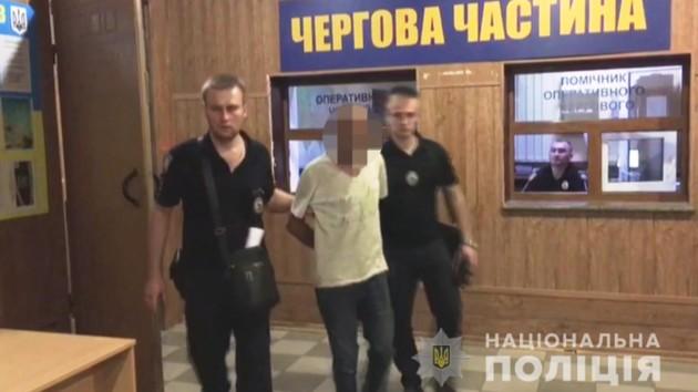 Убийство пенсионерки в Одессе: копы задержали подозреваемого-иностранца