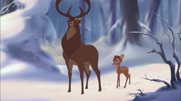 """СМИ: Disney готовит ремейк мультфильма """"Бэмби"""""""