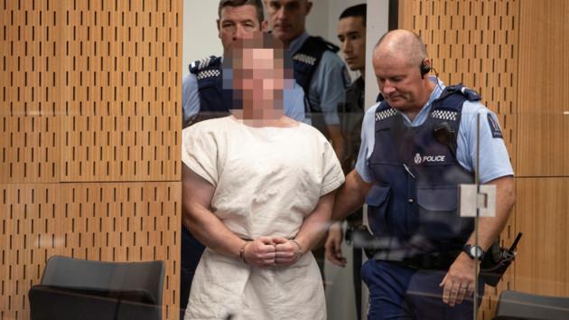 Новозеландский стрелок написал из тюрьмы письмо в Россию