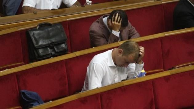 Разумков рассказал, как будет «бороться» с русскоязычными депутатами в Раде