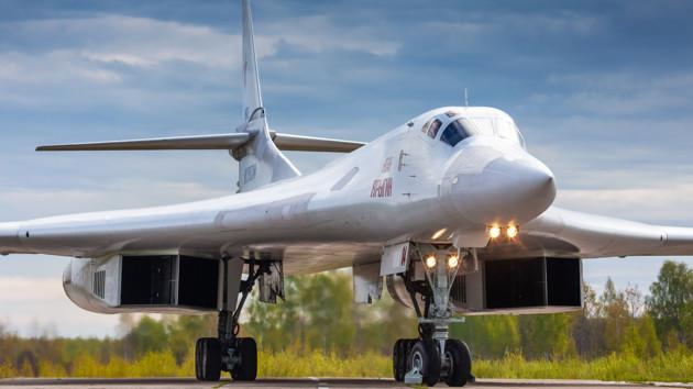 Стратегический ракетоносец Ту-160М