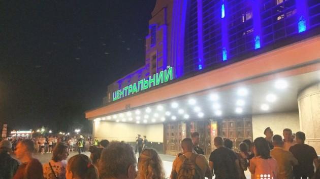 """В Киеве """"заминировали"""" железнодорожный вокзал"""