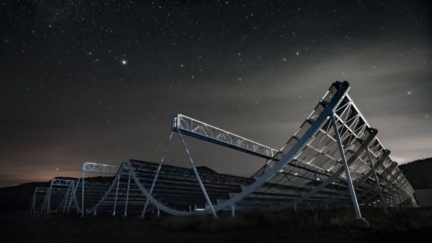 Сигналы из космоса: астрономы поймали 8 таинственных посланий
