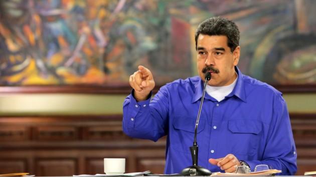 В Венесуэлу прибыли российские военные специалисты – Мадуро