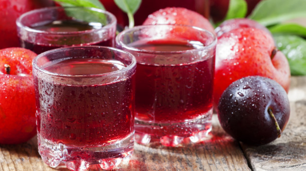 Как сделать сливовый сок в домашних условиях на зиму