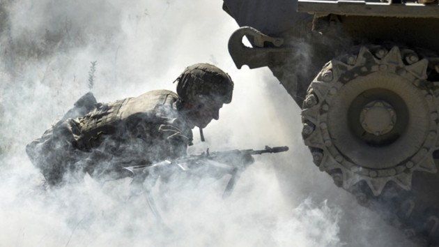 Обострение на Донбассе: с начала суток ранены шесть бойцов ВСУ