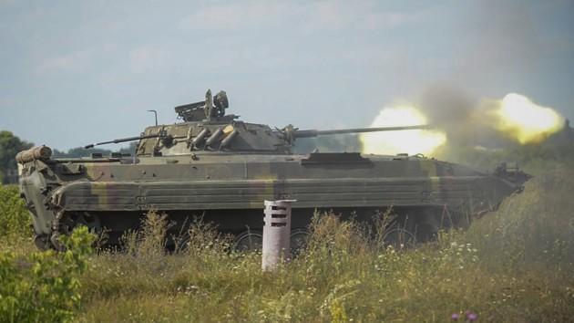 Броня крепка и «бэхи» наши быстры: как в 93-й бригаде ВСУ освежили бронетехнику, опубликованы фото