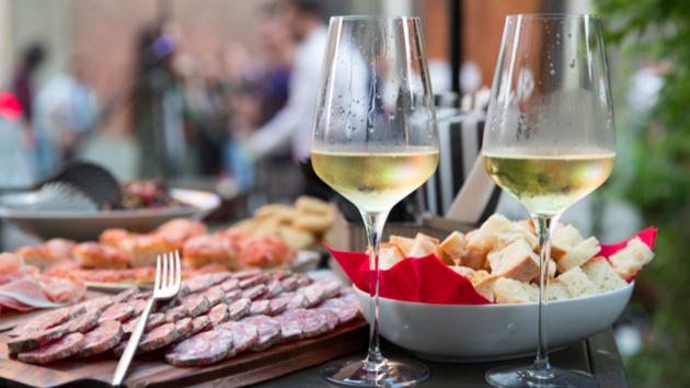 ТОП-5 лучших белых сухих вин Украины