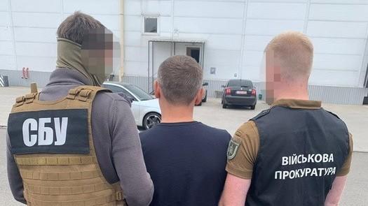 В Киевской области таможенник попался на взятке за ввоз иностранных машин
