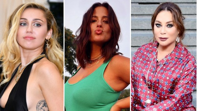 Главное за неделю: развод Майли Сайрус и беременность Эшли Грэм