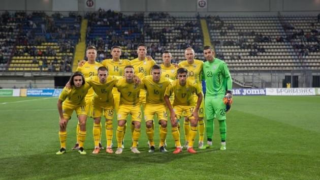 Шевченко объявил состав сборной Украины на матчи с Литвой и Нигерией
